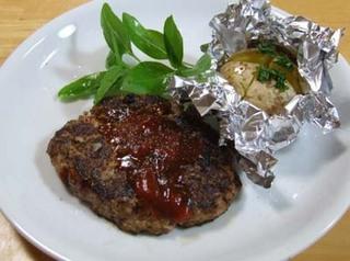 ハンバーグをおいしく作るコツ|簡単美味♪