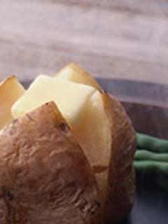 ベイクドポテトの簡単、作り方