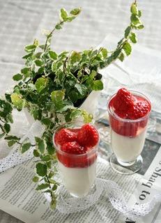 イチゴの子苗を植え付けて育てる方法