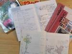 園芸日記をつける