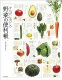 『からだにおいしい野菜の便利帳』、家庭菜園にも役立つ!